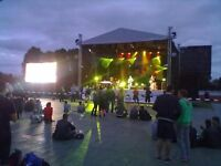 OUTDOOR STAGE HIRE in LONDON, KENT, COLCHESTER, LEEDS, MANCHESTER, NORTHAMPTON