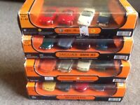 16 RARE COLLECTABLE DIE CAST CARS