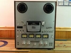 Reel to Reel Mutitrack Recorder