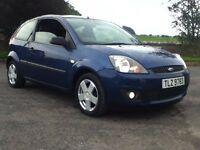 *!*FACELIFT MODEL*!* 2007 Ford Fiesta 1.25 Zetec Climate **MOT'd 26th JULY 2017** **HPI CLEAR**