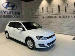 2015 Volkswagen Golf TDI TRENDLINE PLUS+BANCS CHAUF+BLUETOOTH