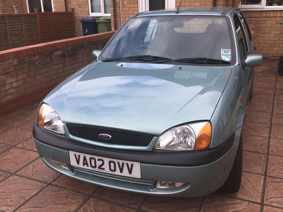 Ford Fiesta Freestyle Zetec (5 door) - SPARES & PARTS ONLY