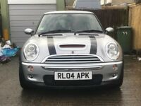 2004 mini cooper s 1.6 supercharged