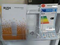 Bush M50142FFW Fridge Freezer - White