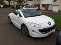 For Sale-Peugeot RCZ. Immaculate condition.