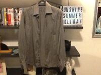 Smart grey Italian shirt