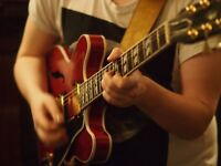 Guitar Lessons - From Beginner to Advanced