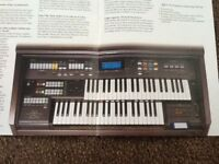 TECHNICS HOME ORGAN EA5