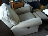 RECLINER CHAIR ELECTRIC EXTRA WIDE