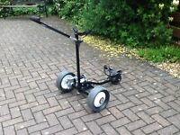 Top Cart Electric Golf Trolley. Inverkip , Inverclyde
