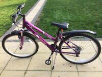ladies/child's mountain bike