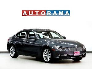 2014 BMW 320i X DRIVE NAVIGATION LEATHER SUNROOF ALLOYS 4WD