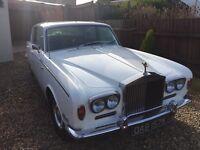 1972 Rolls Royce Silver Shadow mk1