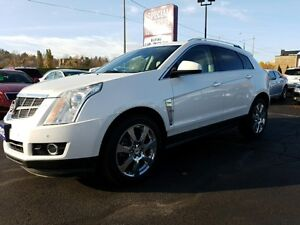 2012 Cadillac SRX Premium Collection AWD !!! NAVIGATION !!! S...