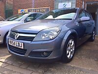 2004 (54) Vauxhall Astra 1.6 petrol, 1 year MOT & 3 Months FREE warranty with sale!