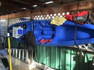 TEMPO FISHERMAN KAYAK Umina Beach Gosford Area Preview