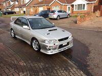 Subaru Impreza turbo 280 bhp swaps ???
