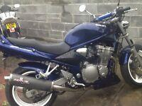 Suzuki gsf 600 k3 bandit 2003 10 months mot may pt ex