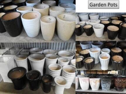 GARDEN POTS & Deco from $6 with 20% off prices Jandabup Wanneroo Area Preview