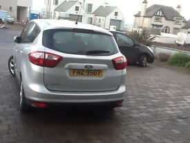 2012 Ford C Max lady owner