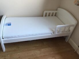 Junior bed from mothercare