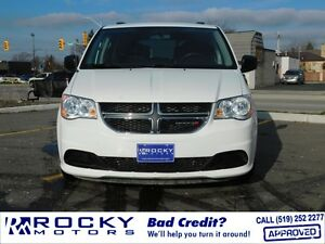 2013 Dodge Grand Caravan SE $19,995 PLUS TAX