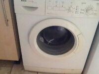 Good working washing machine
