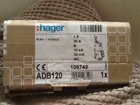 Hager , 1 module
