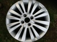 Vauxhall corsa 16 inch alloy wheel