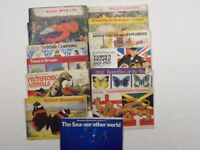 Brook Bond Tea Cards collection books.