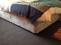 FREE double bed base