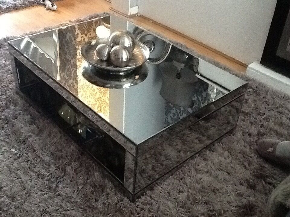 Immaculate NEXT mirrored coffee table in Wavertree  : 86 from www.gumtree.com size 960 x 720 jpeg 131kB