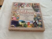 Children's 12 CD Box Set over 400 songs , stories , and nursery rhymes brand new