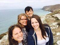 Host Families Wanted in Devon