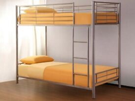 Single Metal Bunk Bed are available in cheap prices ORDER & BOOKED NOW😊✔✔