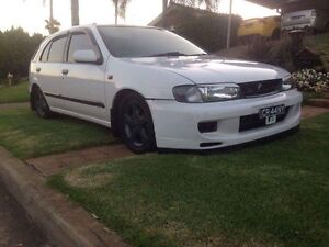 Nissan N15 SSS Pulsar Kearns Campbelltown Area Preview
