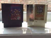 Two nes games