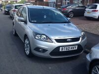 2011 FORD FOCUS 2.0Tdci DPF Zetec Powershift 5 Door - very low mileage