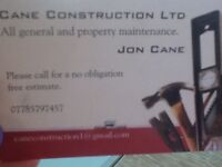 One Stop Property Maintenance 30yrs Experience Holland-on-Sea