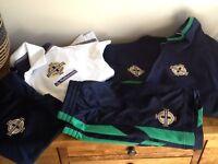 Northern Ireland Football wear