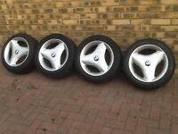 BMW e30 wheels 15inch