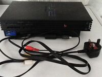 SONY PS2 HOME GAMES CONSOLE