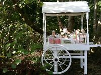 Beautiful Sweet/Candy Cart For Hire- Midlands