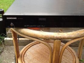 Samsung DVD player,