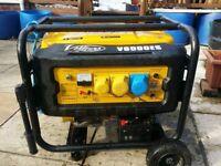 Villiers v6000es petrol generator