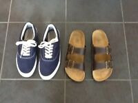Mens Top Man shoes size 9 and 8