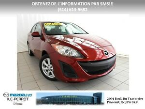 2011 Mazda Mazda3 GX AIR CLIM AUTOMATIQUE