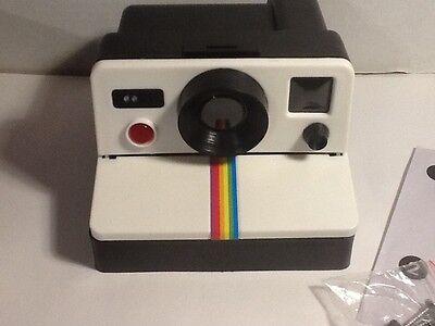 Polaroll Polaroid Camera Toilet Paper Cover Tissue Roll Holder
