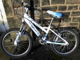 Claire Butler Sabre girls bike