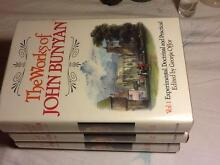 John Bunyans Complete Works - 3 Volumes Angaston Barossa Area Preview